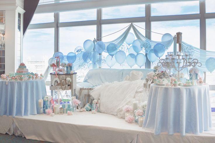 Party Decoration. ウェディング パーティー 空間コーディネイト Photo Decorati..