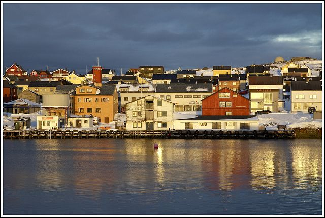 Noorwegen - Varanger - Vardø in de late middagzon! | Flickr - Photo Sharing!