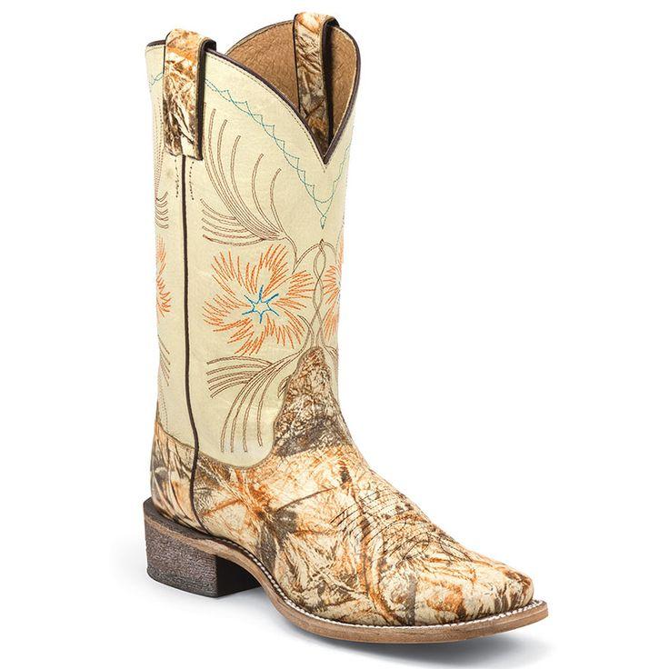Nocona Women's Ranch Hand Western Boots