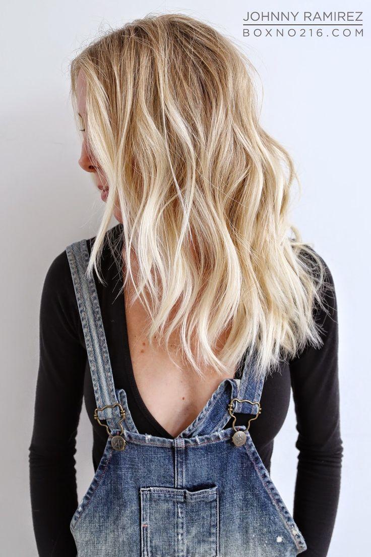 Hair Color by JOHNNY RAMIREZ • IG: @johnnyramirez1 • Ramirez|Tran Salon • 310.724.8167 • info@ramireztran.com // #ramireztran #johnnyramirez #ramireztransalon #beautifulhair #hairspiration #fallhair #HairbyJohnnyRamirez #blonde #fallhair2015 #livedinblonde #longhair #babyblonde #livedincolor #celebritycolorist