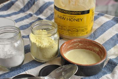 Aspirin, Honey, Sulfur Mask:    Great for acne, aging, and inflammation
