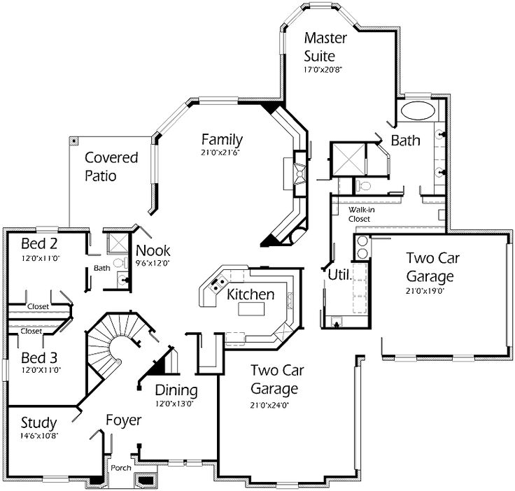 Alberta back split house plans for Backsplit house plans