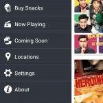 Blitzdroid, aplikasi Android offical Blitzmegaplex