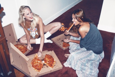 (L): Pizza Parties, Best Friends, Late Night, Lady Night, Black Hair, Bestfriends, Girls Night, Pizza Night, Friday Night