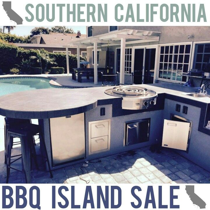Southern California BBQ Island- Summer Sale- BBQ Islands - Palapas and more Name: Gilligan's BBQ Islands in Riverside