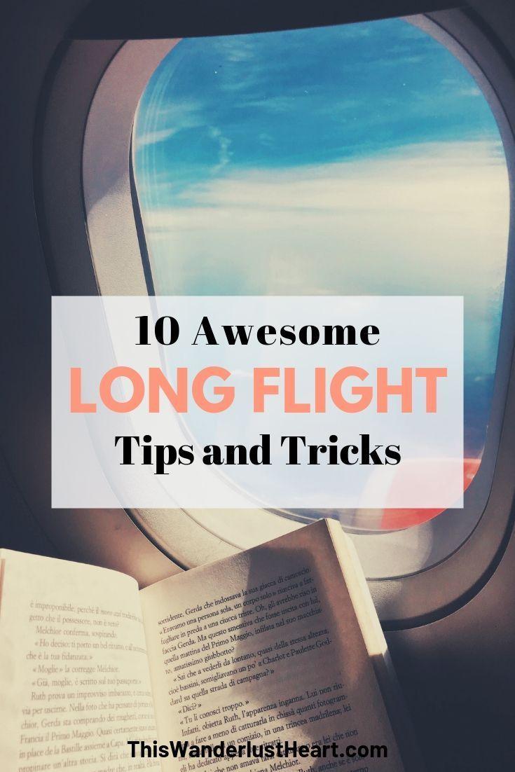 10 ways to survive the world's longest flight – Long-haul flights tips