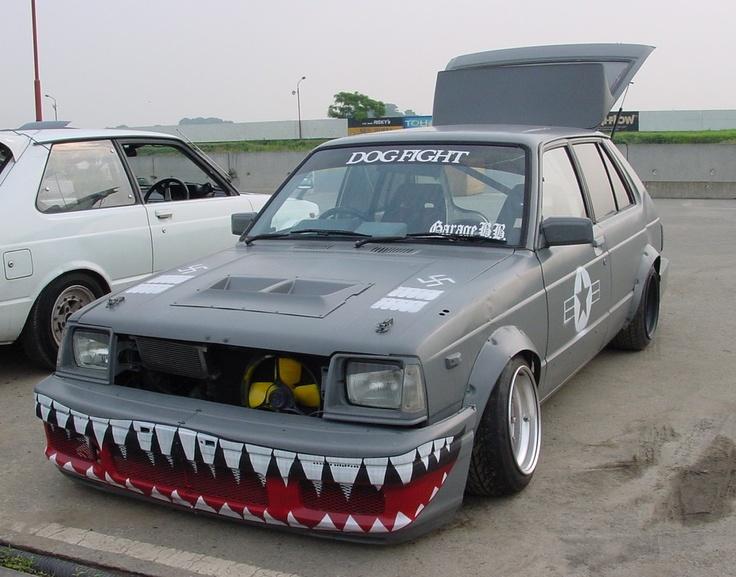 Best Phat Cars Images On Pinterest Toyota Starlet Jdm Cars - Phat cars