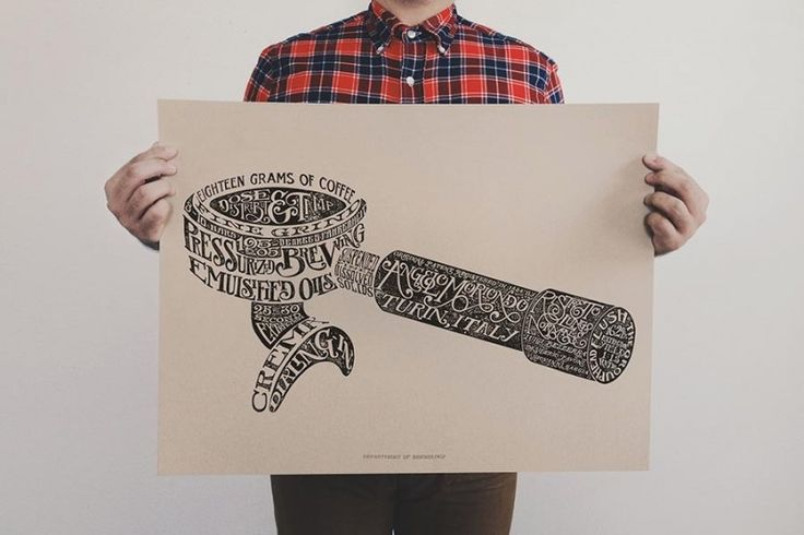 Portafilter Art Print - Caffeine Magazine