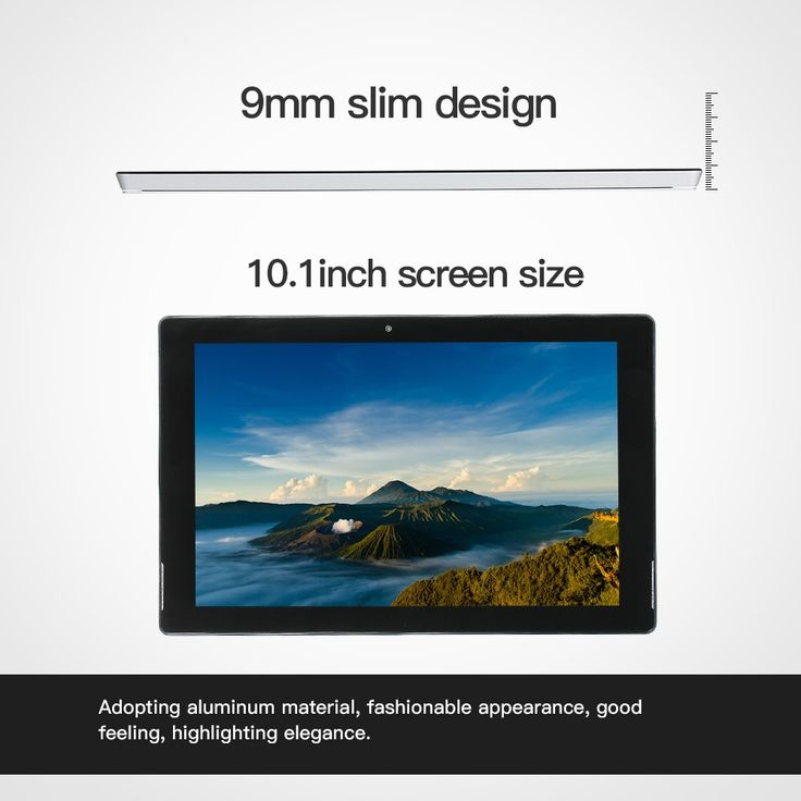 T-bao D10 MT8783 8 Core CPU 10.1 Inch Android 7.0 Tablet PC Sales Online - Tomtop