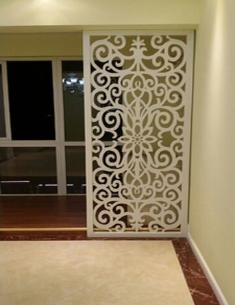 ... Walls on Pinterest | Room dividers, Partition ideas and Shelf dividers