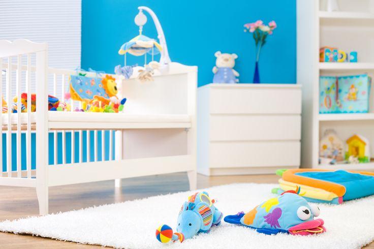 Decora la #habitación de tu bebé con colores suaves   www.metrocuadrado.com