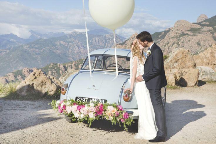 Un beau jour : Krystle & Pierre | Blog mariage, Mariage original, pacs, déco