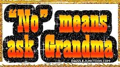 Ask Grandma Dj quote