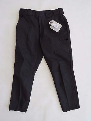 NWT 5.11 Tactical uniform Motorcycle zipper Breeches black mens pants teflon 34