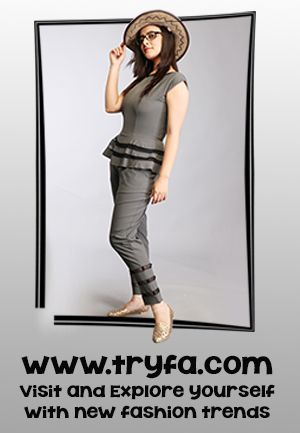 chase your #passion visit tryfa.com  #FashionTrends #WomenWear