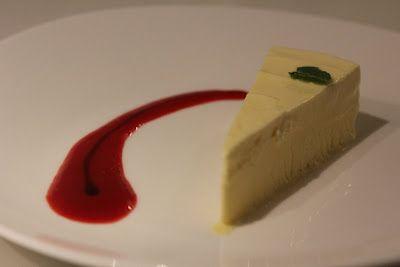 Pastiscake ice cream. Find the recipe here: http://awaytoawomansheart.blogspot.no/2012/02/pastiscake-ice-cream.html