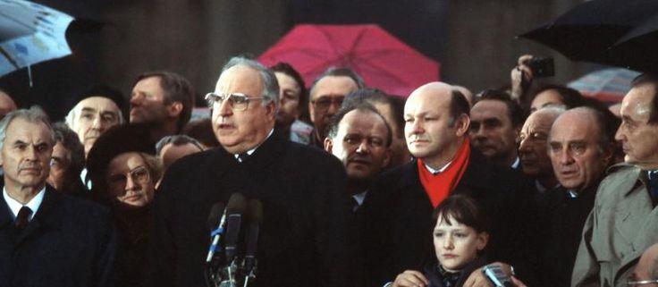 Helmut Kohl, 1989 r.  / autor: SSGT F. Lee Corkran/commons.wikimedia.org/wPolityce.pl