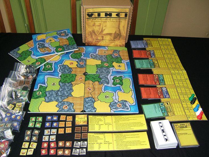 22 Best Images About Game Board Design Media Arts 11 12