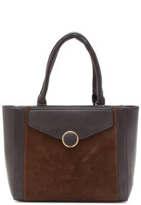 0751dd5f2 Bolsa FiveBlu Zíper Preta | Bolsas | Handle, Bags e Tops