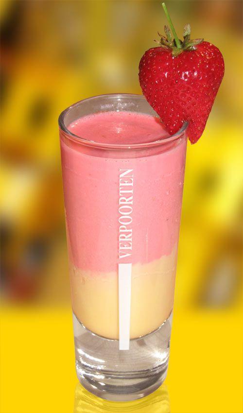 Eierlikör Rezept: VERPOORTEN - ERDBEER - MANGO - SMOOTHIE - Cocktail-Rezepte - VERPOORTEN