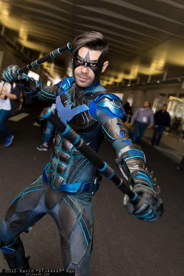 Nightwing #NYCC2015