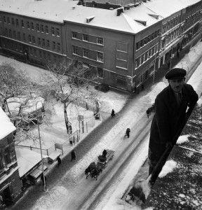 Viliam Malík, Odpratávanie snehu