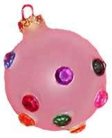 Christmas Crafts: Easy To Make Holiday Jeweled Ornament