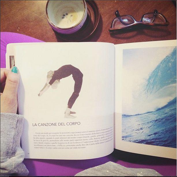 Libri #yoga Vanda #Scaravelli Tra Terra e Cielo | Centro Atman