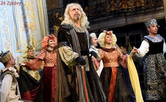 Zonyga: Stres a výčitky kvůli roli v muzikálu Mefisto