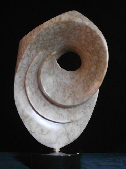 """""""Opus 158"""" by Peter Bellonci #austinsculpture #peterbellonci"""