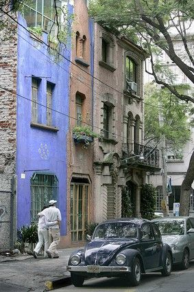 condesa neighborhood mexico city