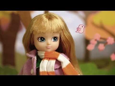 ▶ Autumn Leaves Lottie Doll - YouTube