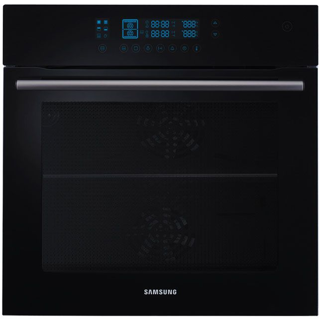 Product image for Samsung BQ2Q7G078 Electric Single Oven Black Glass