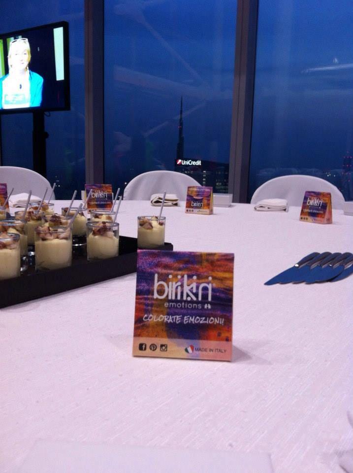 #birikini a Palazzo Lombardia in occasione della conferenza stampa di Infant Charity Award