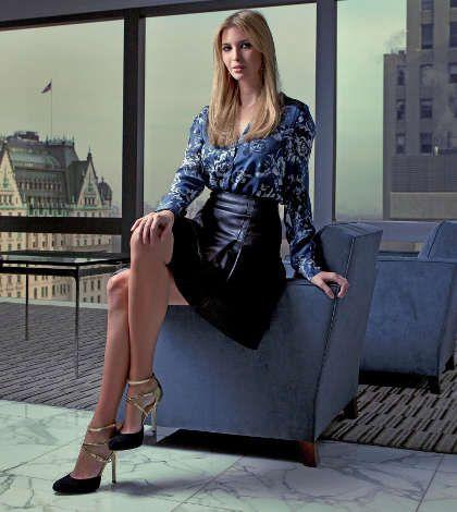 Ivanka: el lado femenino del imperio Trump