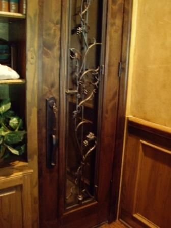 Take a look at this new custom wine cellar wine closet conversion designed to fit into a small space yet look gorgeous installed in Dallas Texas & 15 best Wine Cellars Dallas Texas Wine Closet Conversion u2013 Howell ...