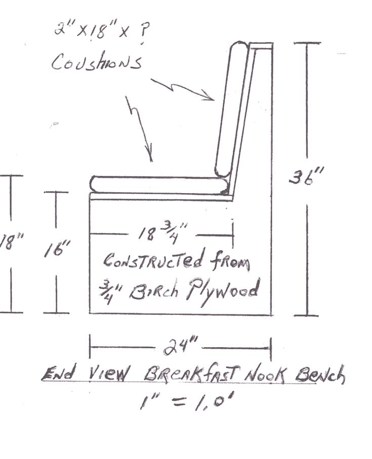 Window Seat Plans, An Easy Build Window Seat   R Witherspoon