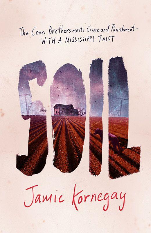 Leo Nickolls открытка: два склеенных листа бумаги, на внутреннем рисунки, на внешнем вырезаны буквы