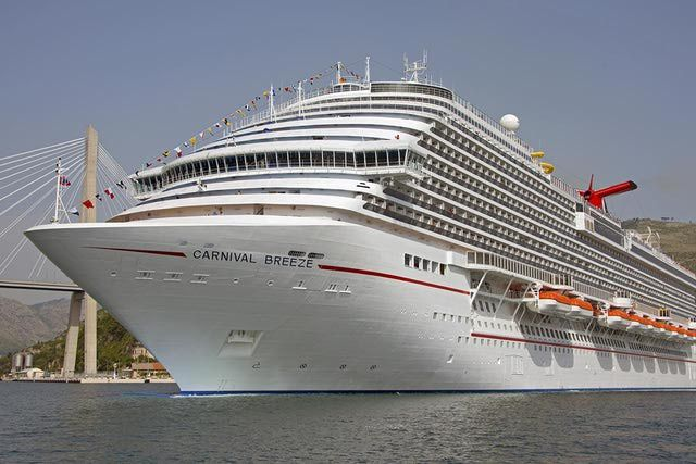 Inside the Carnival Breeze: A Photo Tour: Overview