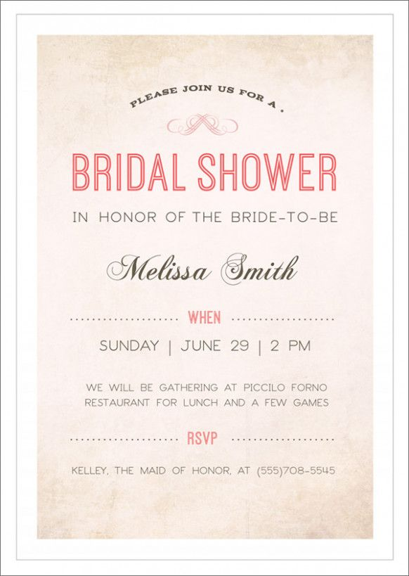 sample bridal shower invitation template 29 documents in pdf psd vector weddinginvites freebridalshower