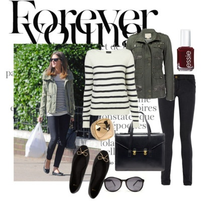 Style Inspired: Olivia Palermo