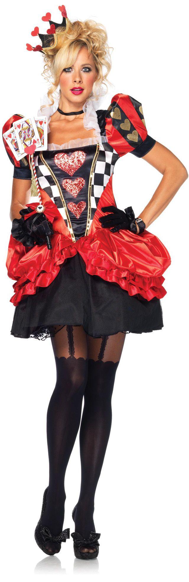 #Evil_Red_Queen_Costume_N6210 | Sexy Underwear