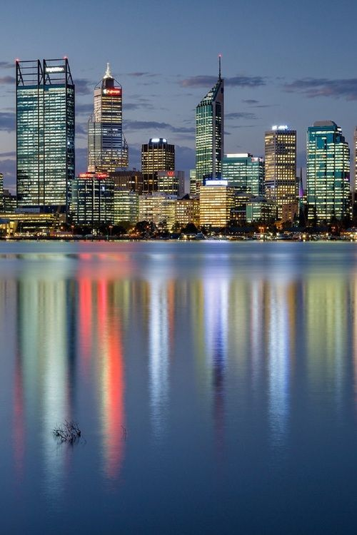 Perth, Western Australia, love our capital city :)