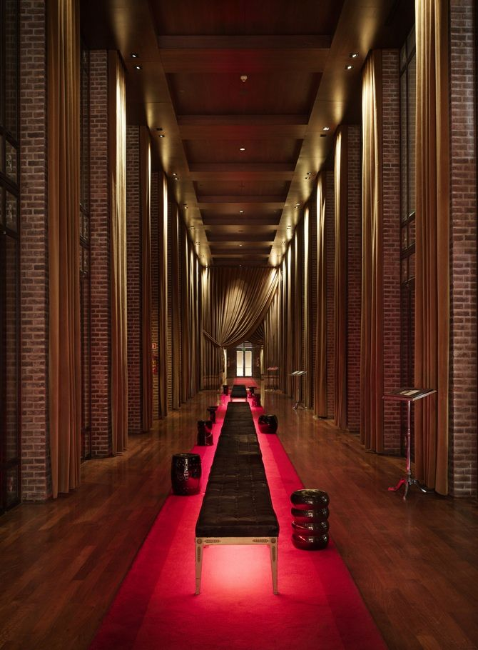 Fabulous Hotel Faena designed by Philippe Starck | Buenos Aires| Argentina.