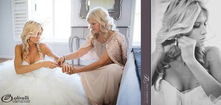 How beautiful is this? Olivelli bride Katie Williams shared these photos from her special day with us. Even though she was ill and had to get ready sitting down, she still looked stunning! Thanks for sharing Katie. #Wedding #Bride #SouthAfrica