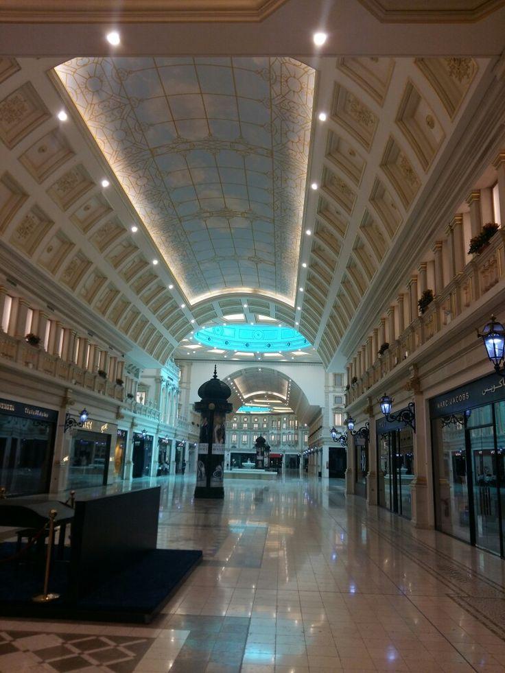 Villaggio Mall....Doha, Qatar.