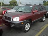 ***** 2004 HYUNDAI SANTA FE 4X4 V6   -   $4,125 *****  	   	~ Mileage  88,280  	~ Engine and Transmission in Perfect in very good  	~ 6 Cil Save Gas 37 Miles per Gallon  	~ The interior and design is spacious and luxurious  	~ The sunroof is great and everything is tailored to the driver and passengers  	~ Clean Title in Hand  	~ Power Locks and Windows  	~ AM FM CD Sound System  	~ FULLY LOADED  	   	NEW INVENTORY TODAY!!!  .... Over 3000+ cars to choose from...…