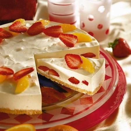 Egy finom Epres-narancsos sajttorta ebédre vagy vacsorára? Epres-narancsos sajttorta Receptek a Mindmegette.hu Recept gyűjteményében!