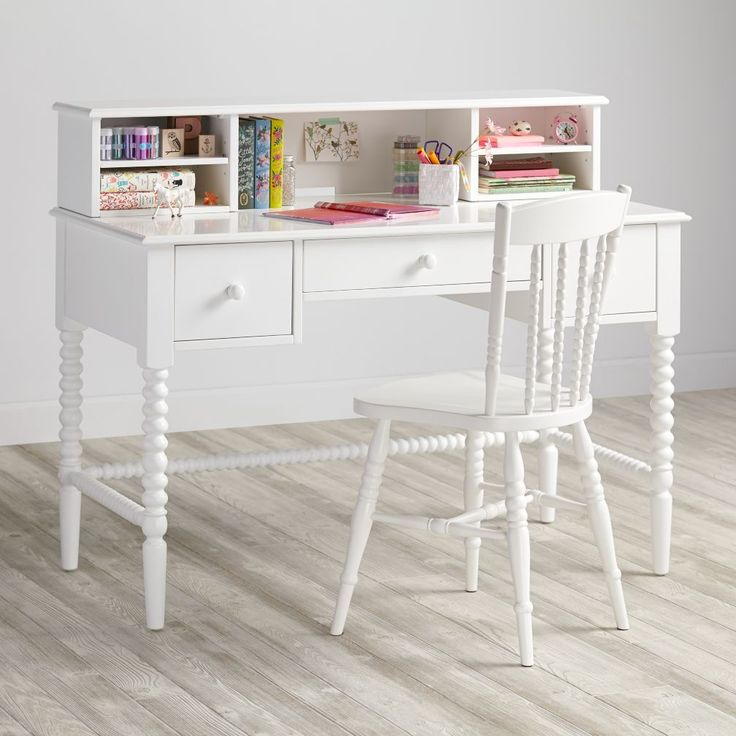 The Jenny Lind Desk is the latest entry into our Jenny Lind collection and features the iconic wood turnings of the furniture.