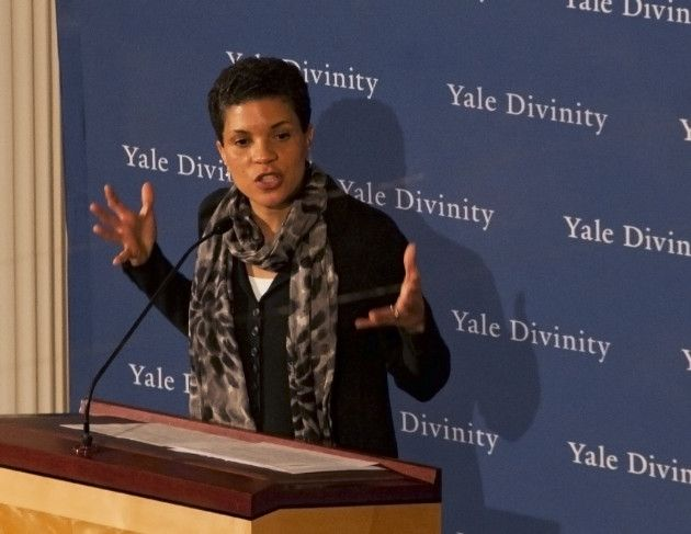 """Civil Rights Lawyer Michelle Alexander Speaks Out Against Mass Incarceration: the """"New JimCrow"""""""